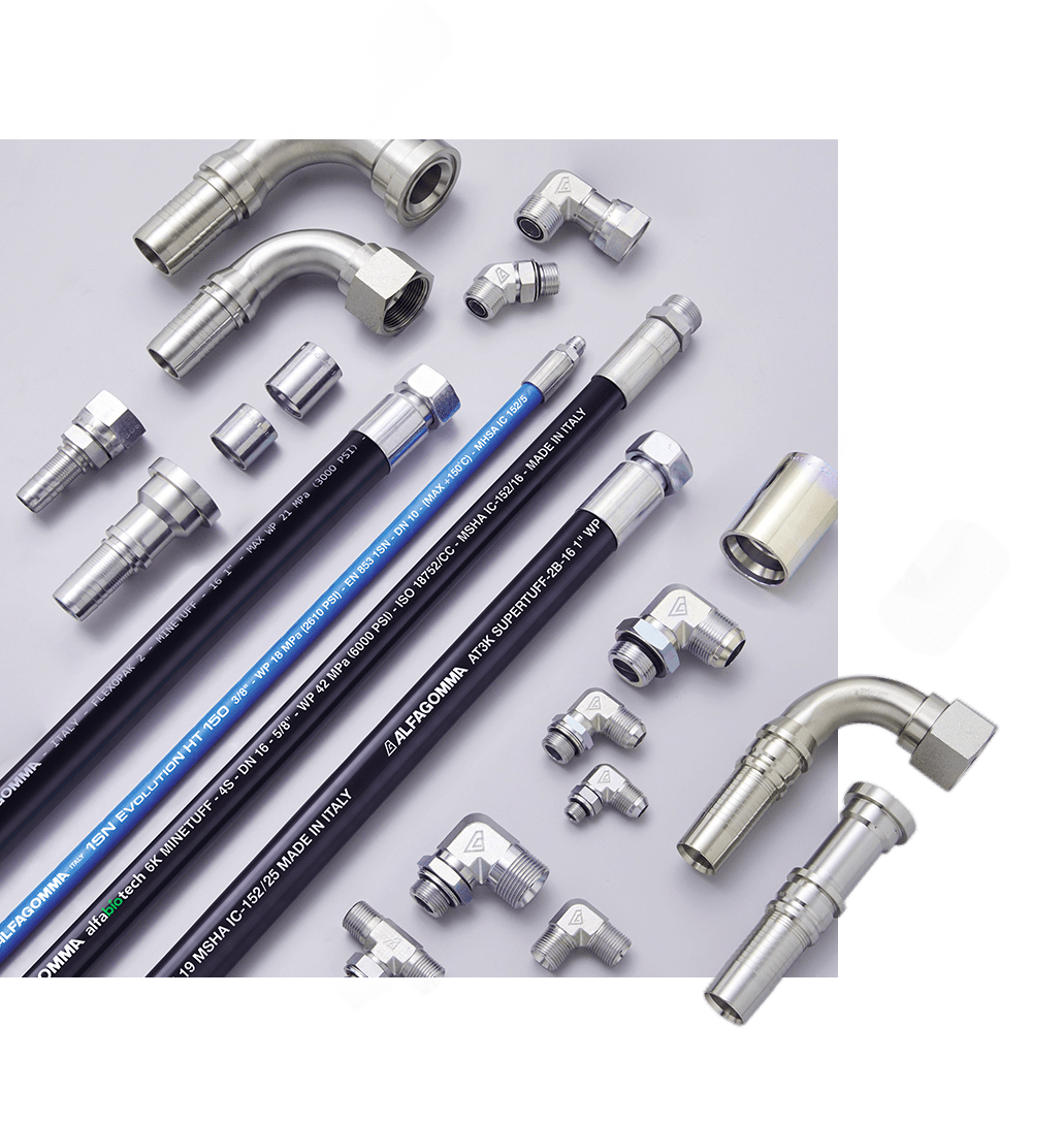 Hydraulic Fittings & Adapters