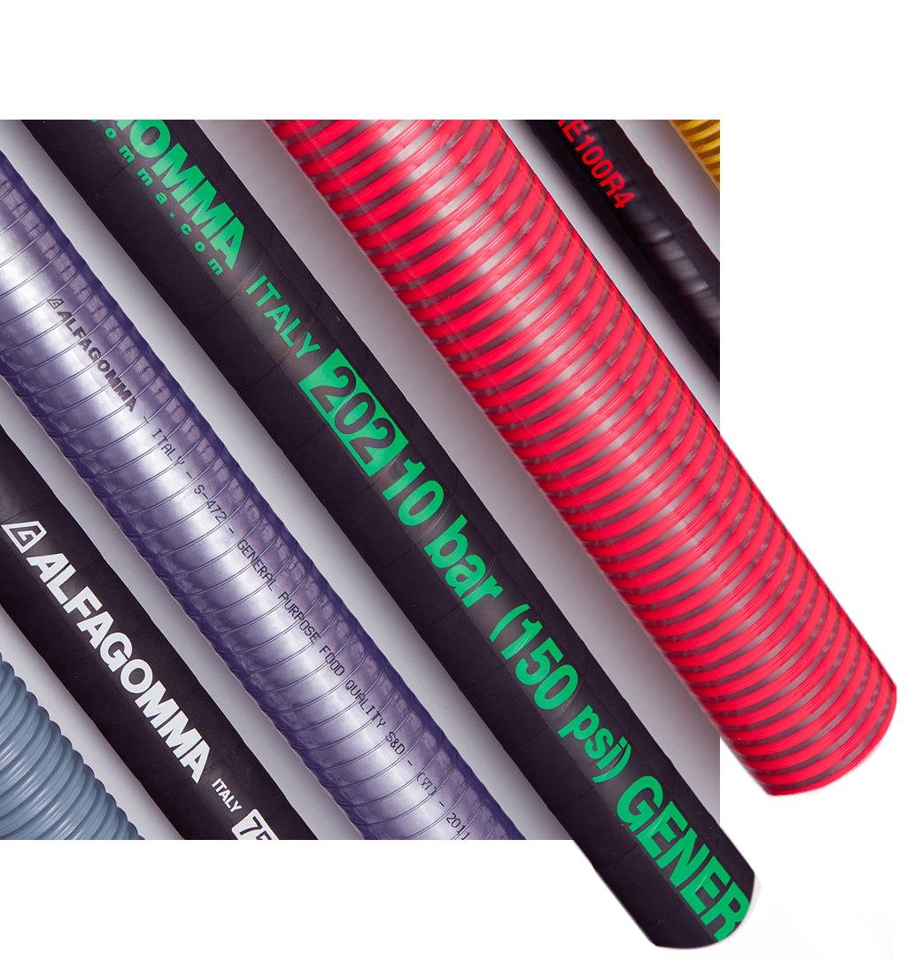 Industrial Rubber, Thermoplastic & Composite Hose